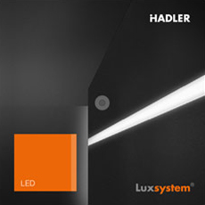 Luxsystem LED luminaire catalogue