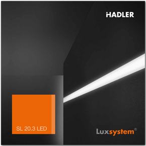Luxsystem Download SL 20.3 LED catalogue