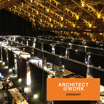 Luxsystem neue LED-Leuchten Messen Architect at Work 2019 Teaser