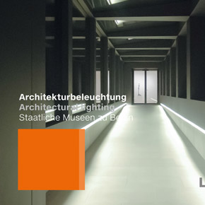Luxsystem Architectural lighting Staatliche Museen zu Berlin Teaser