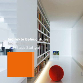 Luxsystem Indirect lighting Wohnhaus Stuttgart Teaser