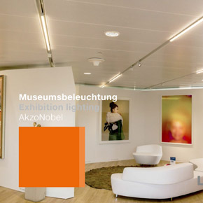 Luxsystem Exhibition lighting AkzoNobel Teaser