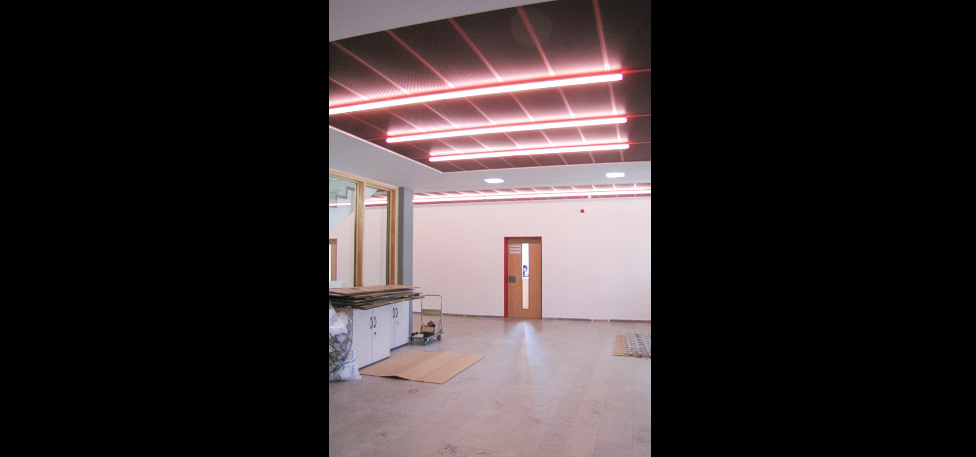 Luxsystem school emergency lighting SL 20.2