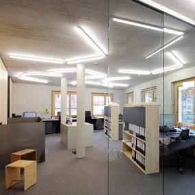 led beleuchtung f r architekturbeleuchtung von luxsystem. Black Bedroom Furniture Sets. Home Design Ideas