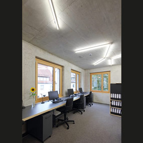 Further Lighting Projects: Office Lighting