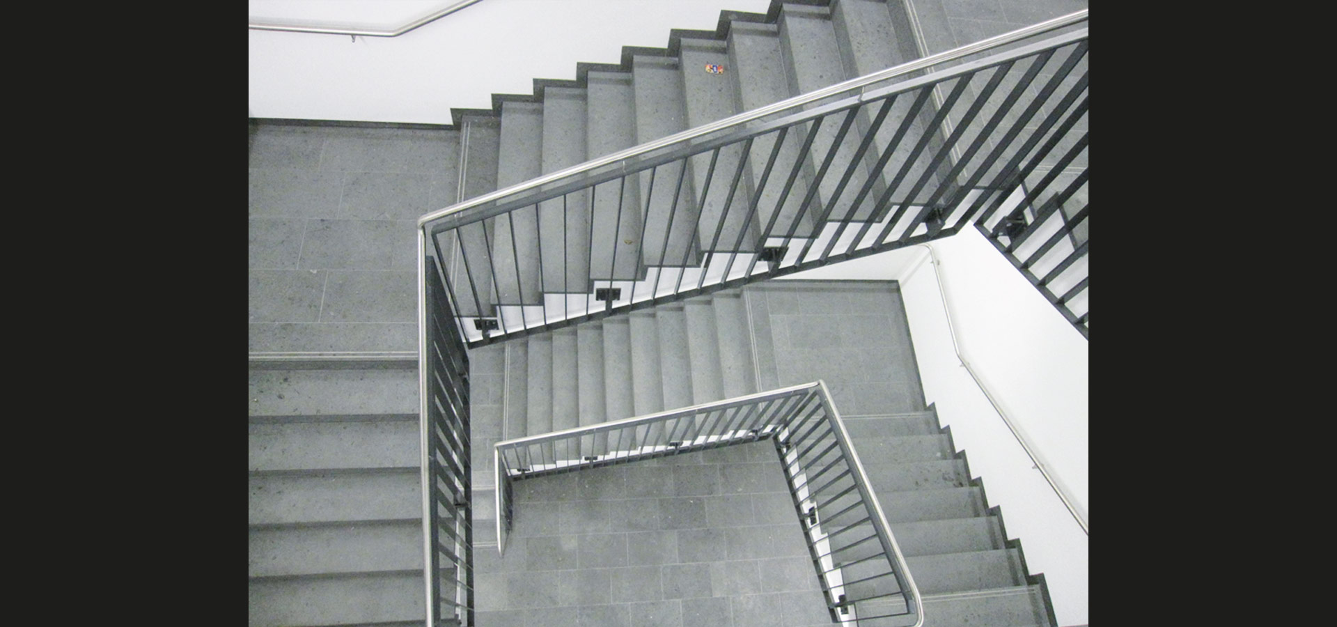 Luxsystem luminaires for leopoldina staircase lighting high luminous efficiency corridor lighting