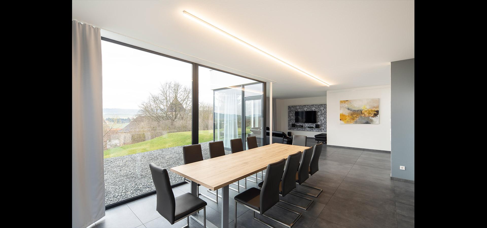 Luxsystem LED-Lichtband » Beleuchtung für Wohnzimmer ✓