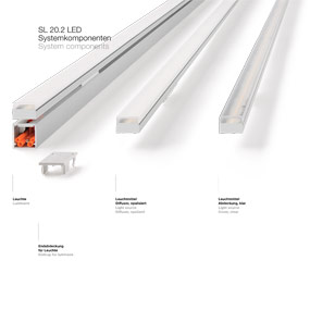 Luxsystem Download SL 20.2 LED Bestelldaten