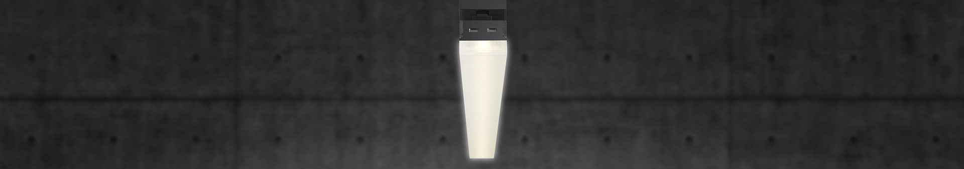 LED luminaire light line 20.2 now available in LED black Luxsystem