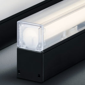 Luxsystem LED Luminaires Diffuser clear