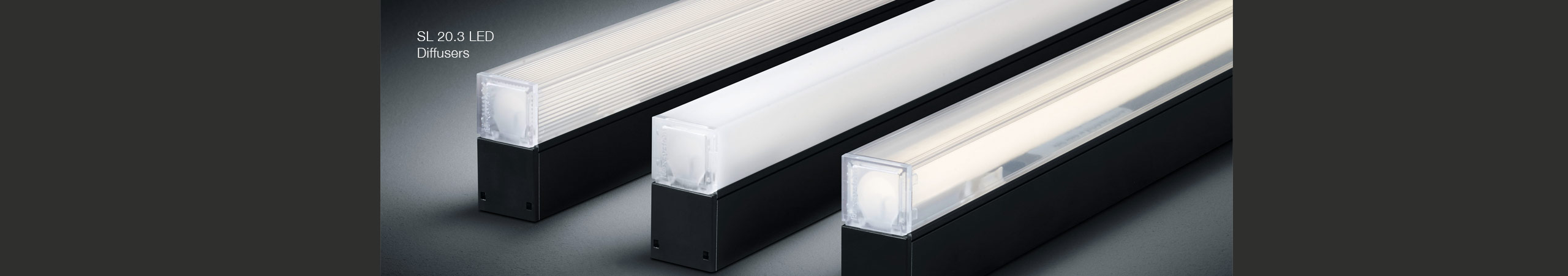Luxsystem LED Luminaires Diffusers