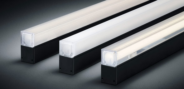 Luxsystem LED Luminaires Diffusers category