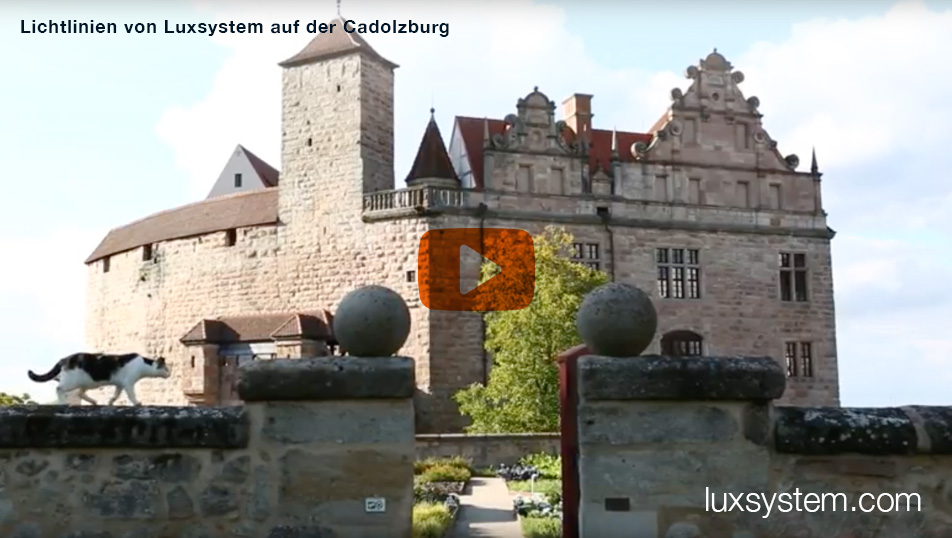 Video project: Light planning, location Cadolzburg